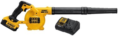Dewalt cordless blower battery- and charging solutions
